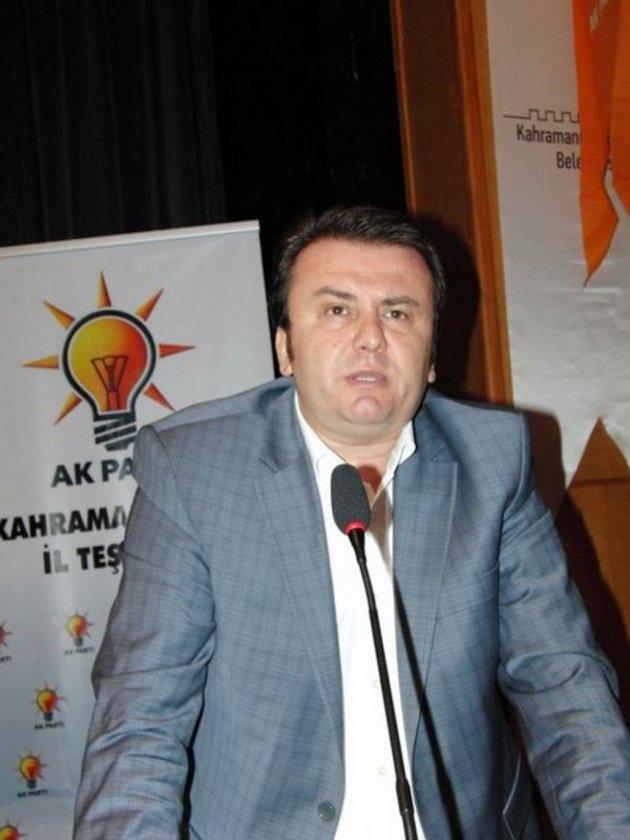Fatih Mehmet ERKOÇ-AK Parti Kahramanmaraş Büyükşehir Belediye Başkan Adayı