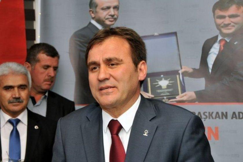 Ercan ÇİMEN-AK Parti Gümüşhane Belediye Başkan Adayı