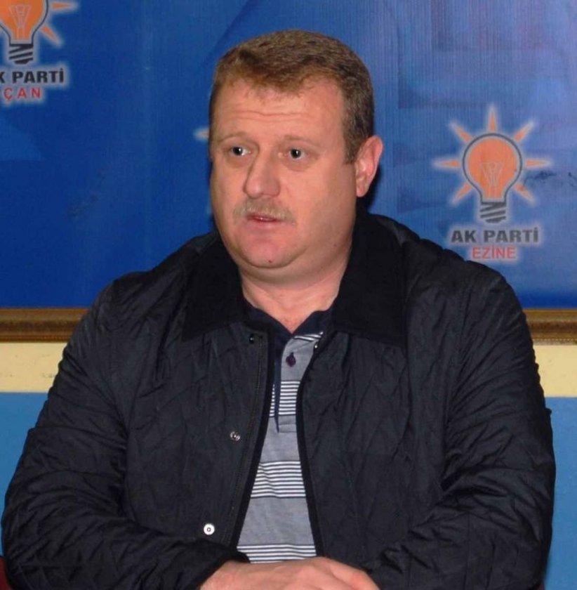 AK Parti Çanakkale Belediye Başkan Adayı Mehmet Daniş. Ak Parti Çanakkale Milletvekili