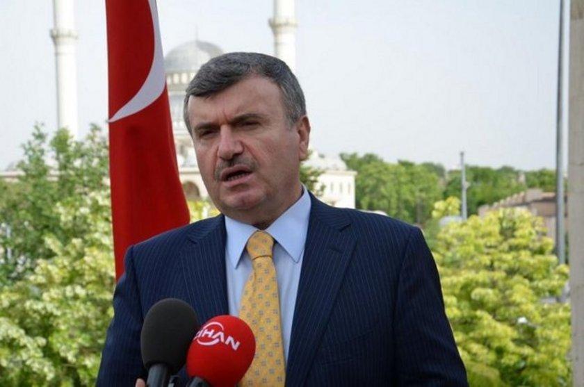 Tahir AKYÜREK-AK Parti Konya Büyükşehir Belediye Başkan Adayı