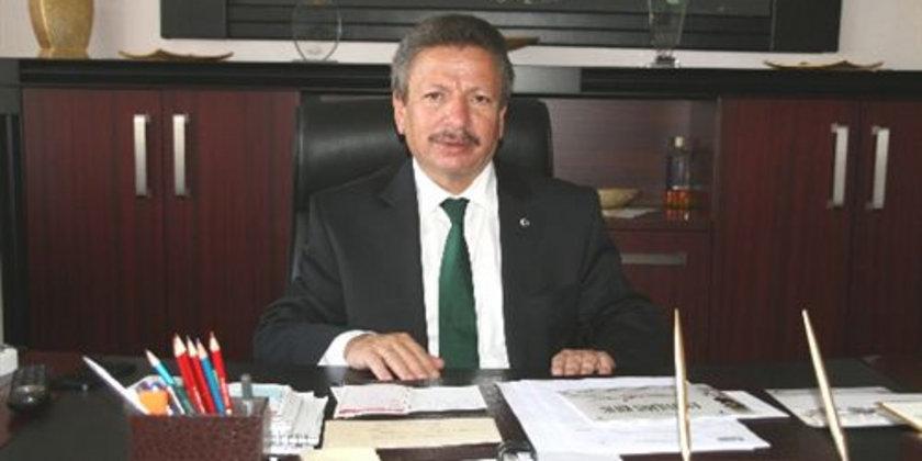 YOZGAT... AK Parti'li Yusuf Başer 2009'da %54,68 ile kazanmıştı. AK Parti Yozgat Belediye Başkanı Adayı Kazım Arslan oldu