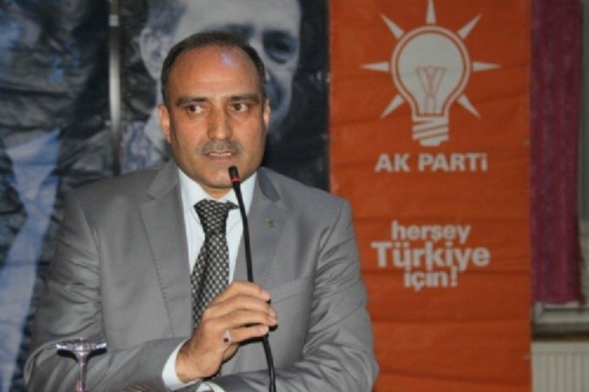 AK Parti Siirt Belediye Başkanı Adayı - Ali İlbaş. AK Parti Siirt İl Başkanı
