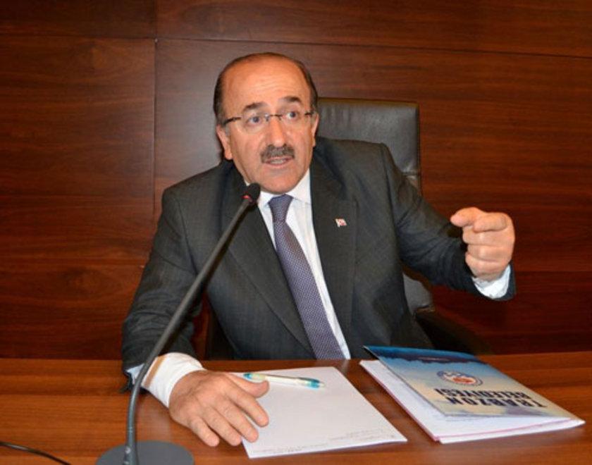Orhan Fevzi Gümrükçüoğlu-AK Parti Trabzon Büyükşehir Belediye Başkan Adayı