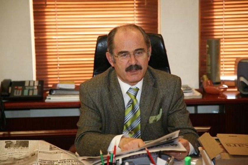 ESKİŞEHİR... DSP'li Yılmaz Büyükerşen 2009'da %51,51 ile kazandı.