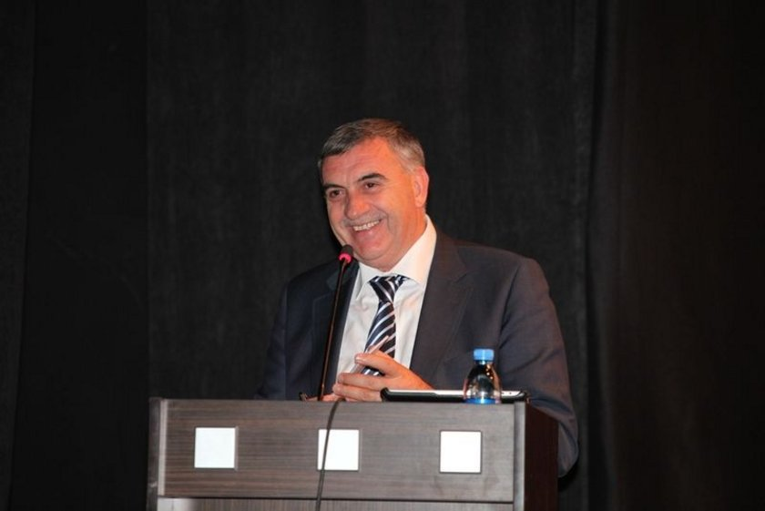 AK Parti Sakarya Büyükşehir Belediye Başkan Adayı Zeki Toçoğlu. Mevcut Sakarya Büyükşehir Belediye Başkanı