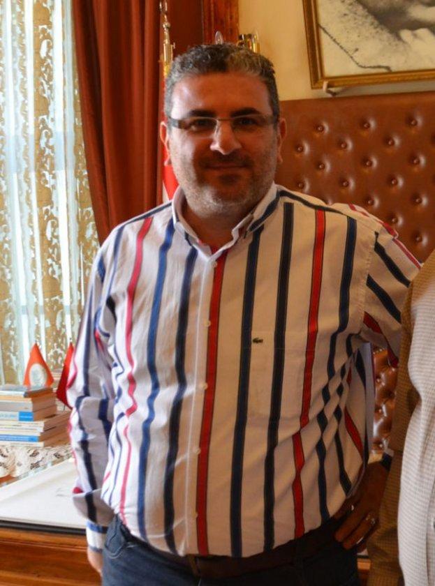 Malatya'da bu seçimde CHP'nin adayı Hakan İnci.