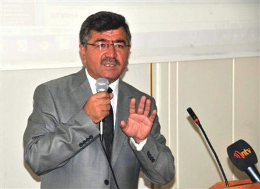NİĞDE... AK Parti'li Faruk Akdoğan 2009'da %39,95. AK Parti'in Niğde Belediye Başkan Adayı yeniden Faruk Akdoğan oldu
