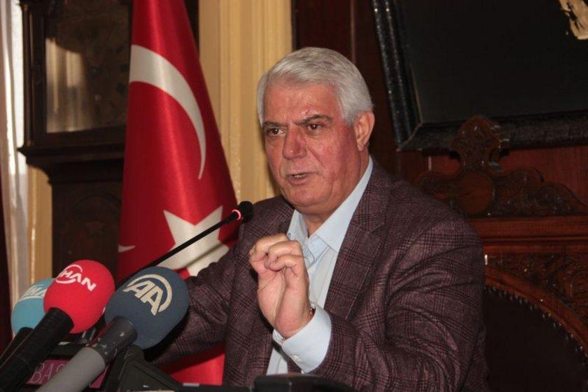 EDİRNE... CHP'li Hamdi Sedefçi 2009'da %57,07 ile kazandı. Ak Parti'nin Edirne Belediye Başkan Adayı Ahmet Günşen