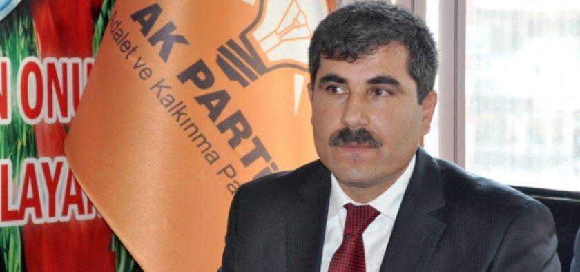 AK Parti Muş Belediye Başkanı Adayı - Feyat Asya