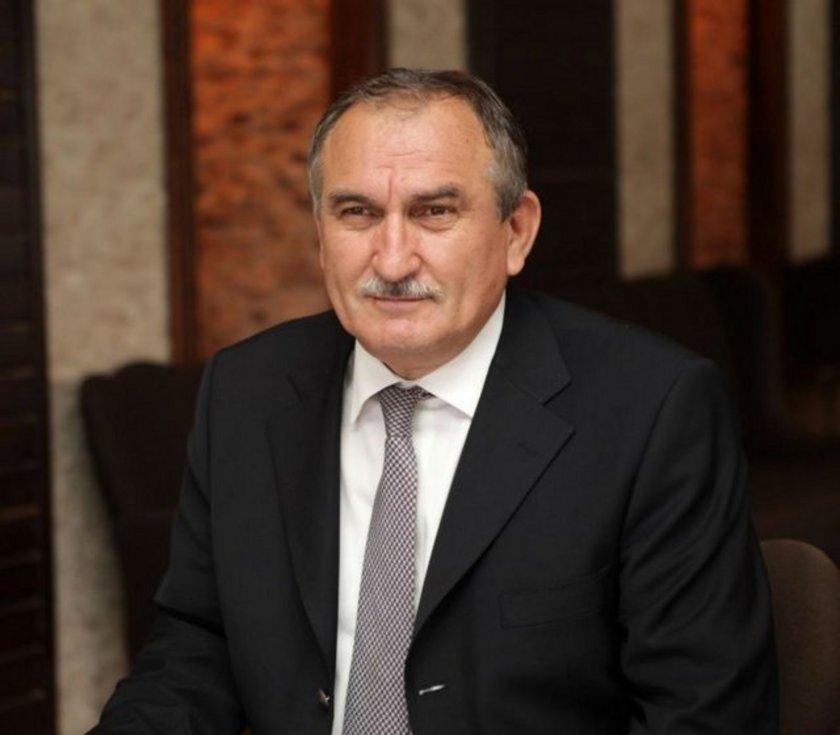 Alaaddin Yılmaz-AK Parti Bolu Belediye Başkan Adayı