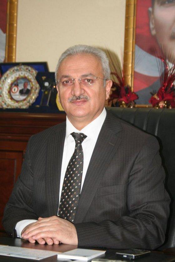AK Parti Erzincan Belediye Başkan Adayı-Cemalettin Başsoy