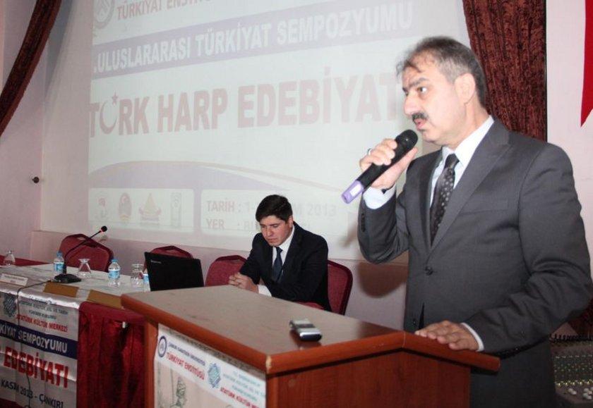 ÇANKIRI... AK Parti'li İrfan Dinç 2009'da %46,93 ile kazandı. İrfan Dinç yeniden AK Parti Çankırı Belediye Başkan Adayı oldu