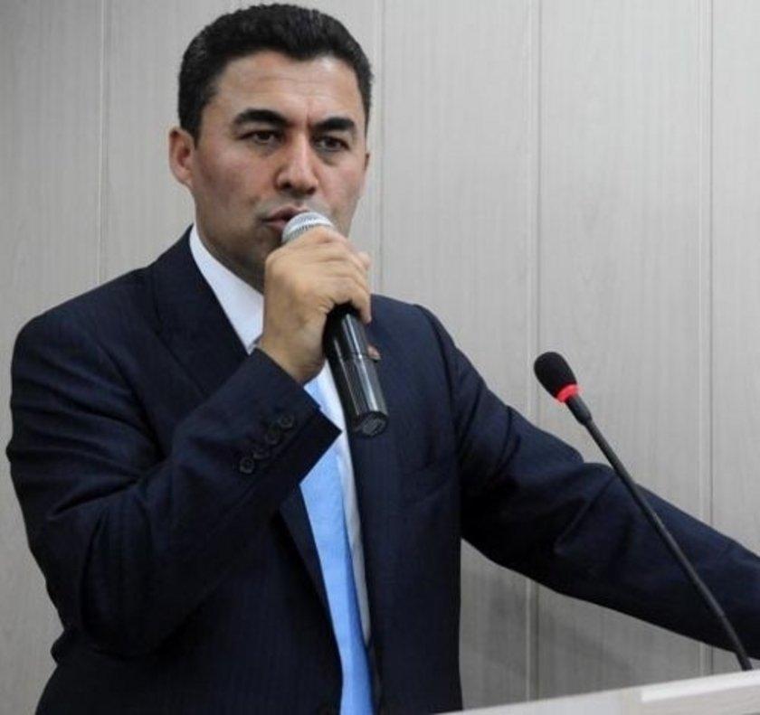 Mustafa Sever-AK Parti Mersin Büyükşehir Belediye Başkan Adayı