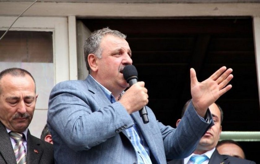 Ali Bektaş-AK Parti Zonguldak Belediye Başkan Adayı