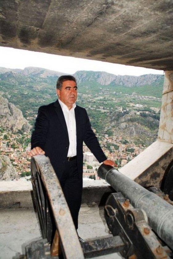 Cafer ÖZDEMİR- AK Parti Amasya Belediye Başkan Adayı