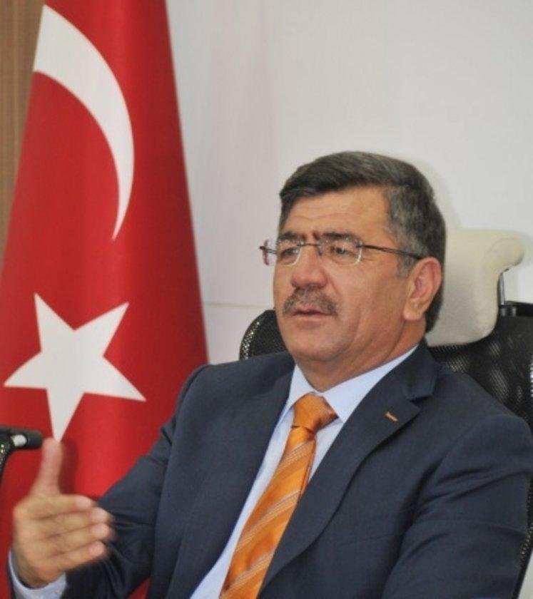 AK Parti Niğde Belediye Başkan Adayı - Faruk Akdoğan. Mevcut Niğde Belediye Başkanı