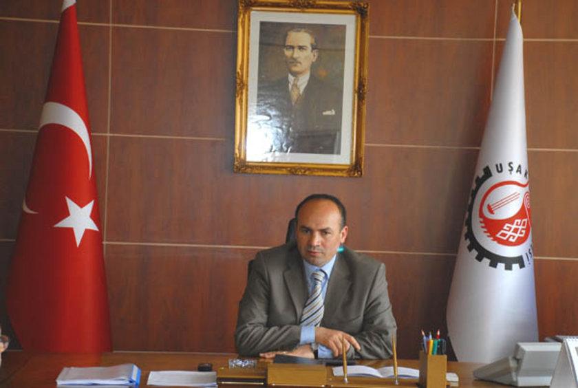 UŞAK... MHP'li Ali Erdoğan 2009'da %39,57 ile kazanmıştı.