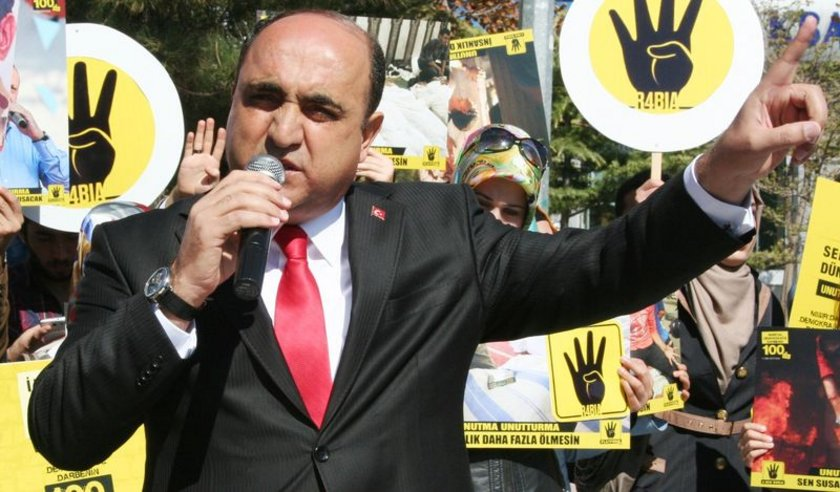 AKSARAY... AK Parti'li Nevzat Palta 2009'da %58,24 ile kazandı.