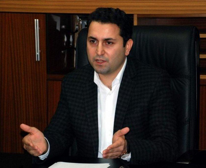 Eyüp Eroğlu-AK Parti Tokat Belediye Başkan Adayı