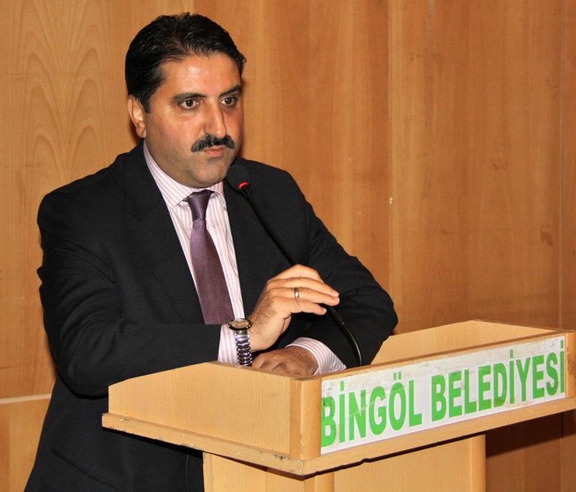 BİNGÖL... AK Parti'li Serdar Atalay 2009'da %42,84 ile kazandı. Ak Parti Bingöl Belediye Başkan Adayı Yücel Barakazi oldu