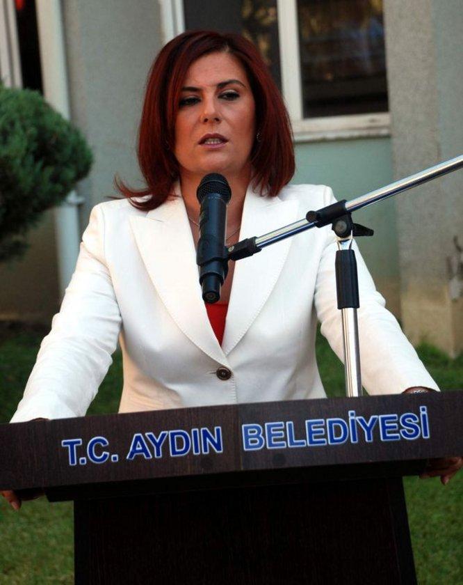 AYDIN... CHP'li Özlem Çerçioğlu 2009'da %26,03 ile kazandı.
