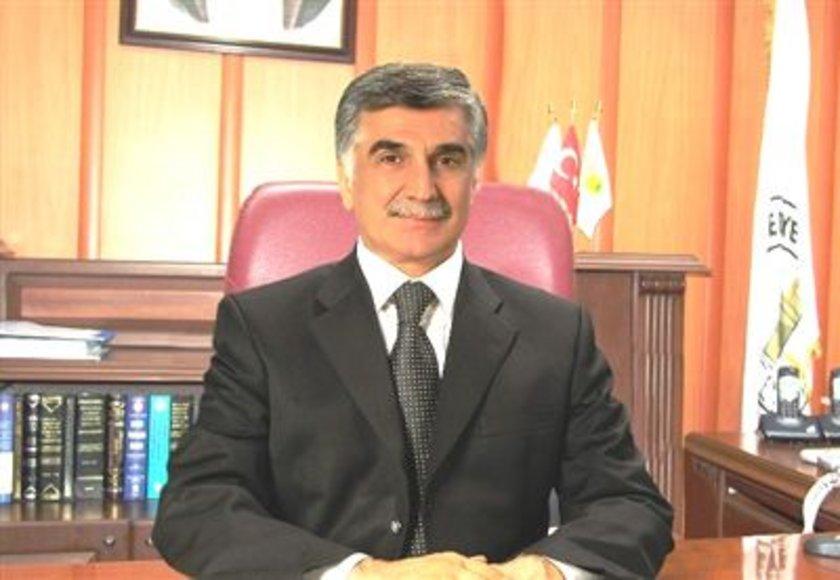 ADIYAMAN... AK Parti'li Başkan Muhammet Büyükaslan 2009'da %49,26 ile kazandı.
