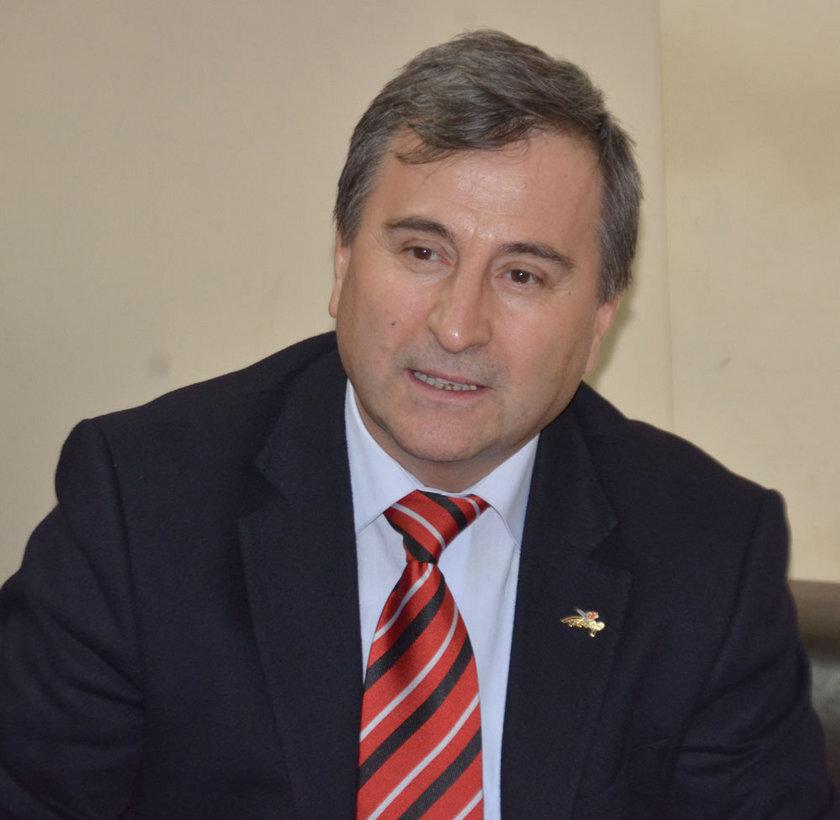 AK Parti Edirne Belediye Başkan Adayı Prof. Dr. Ahmet Günşen