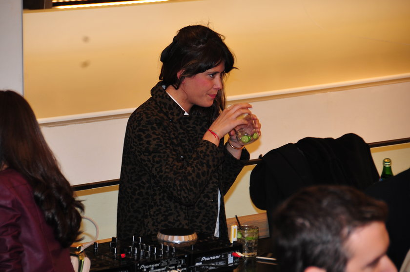DJ Ayşe Boyner...