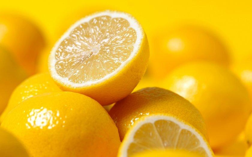 Bilindiği gibi limon C Vitamini deposudur.