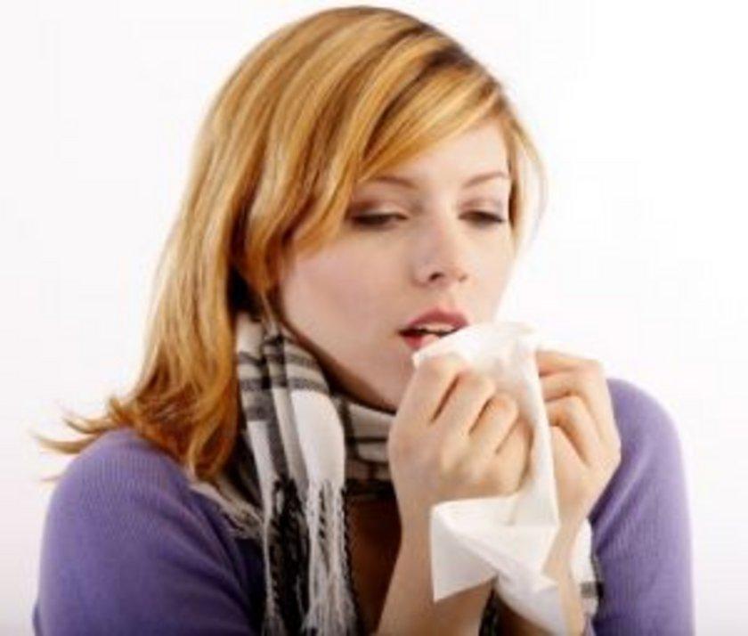 Öksürük, 3 haftadan uzun sürüyor ve antibiyotik tedavisine cevap vermiyorsa, \n