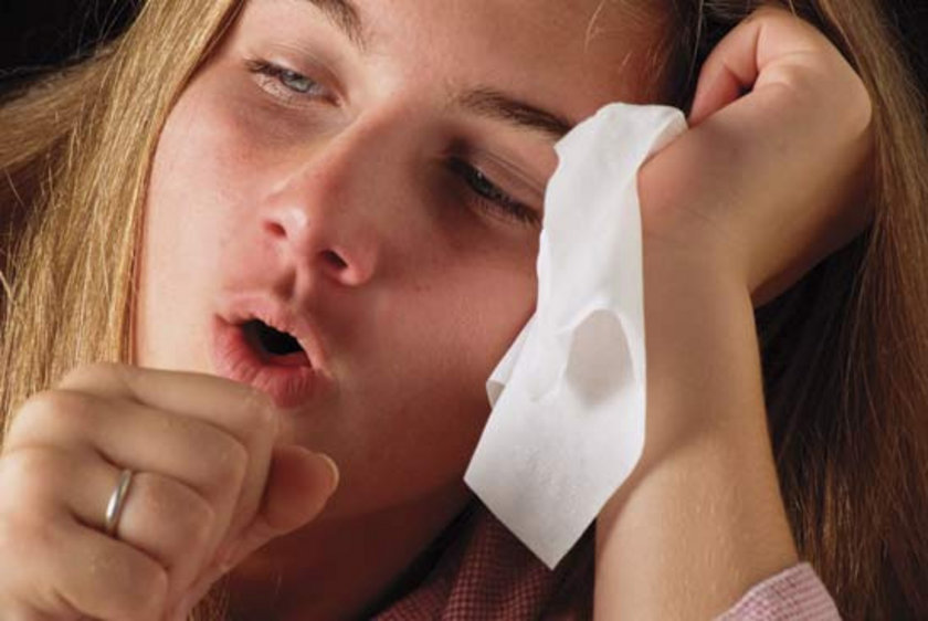 Bu hastalar öksürüklerinin yalnızca sigaraya bağlı oluştuğunu düşünerek, ciddiye almazlar.