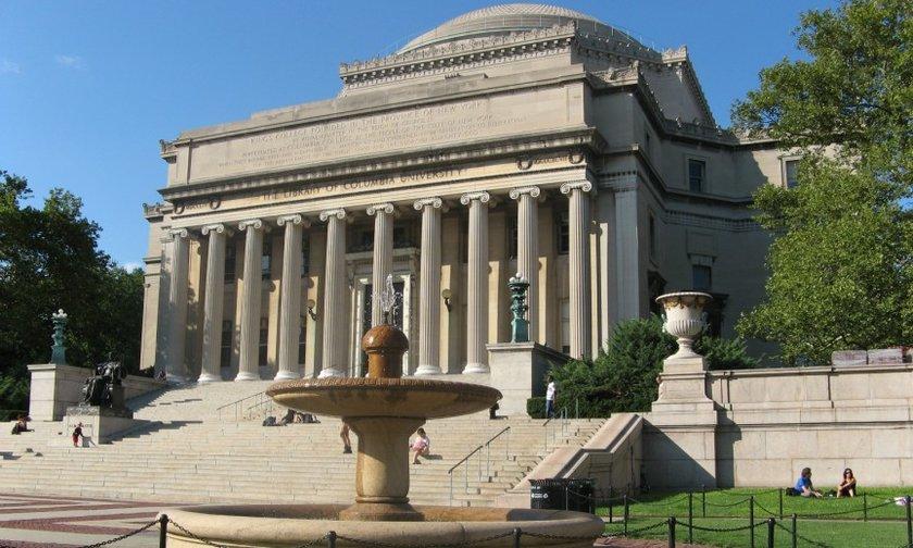 4- Columbia Üniversitesi\n<br>\n\nMezunları içerisinde, Simon & Schuster kurucularından, Sidney Lumet, Joseph Gordon Levitt, Jake ve Maggie Gyllenhaal, Ed Harris, Alicia Keys, ve Oscar Hammerstein gibi isimler yer almaktadır.