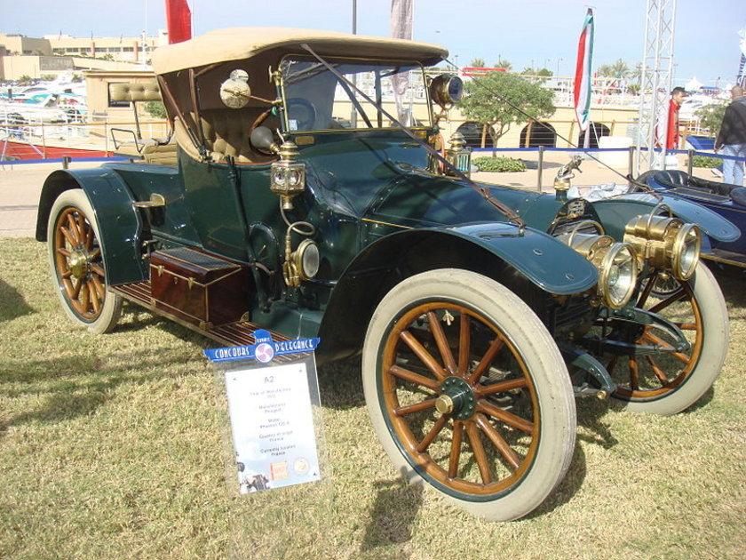 1913 - Phaeton 139A