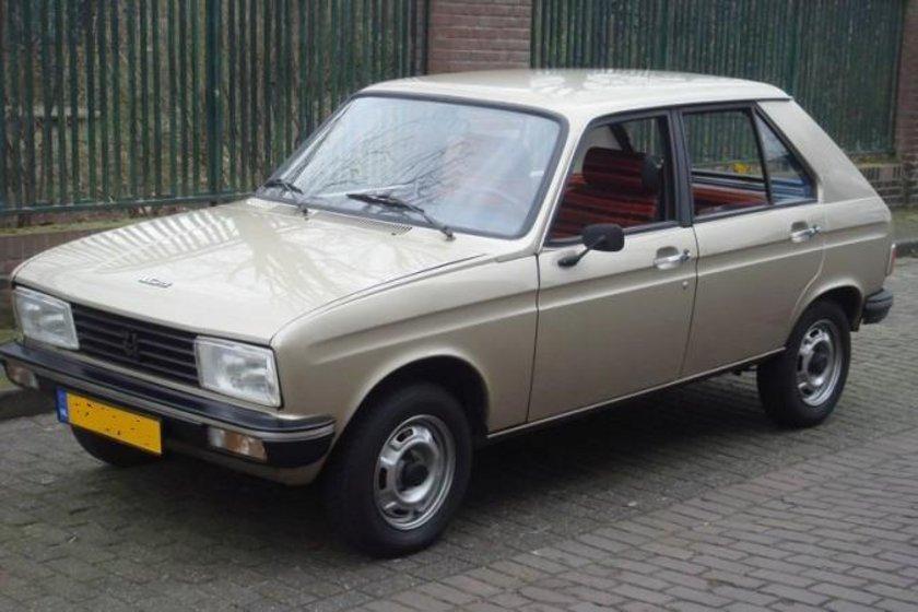 1979 - Peugeot 104S