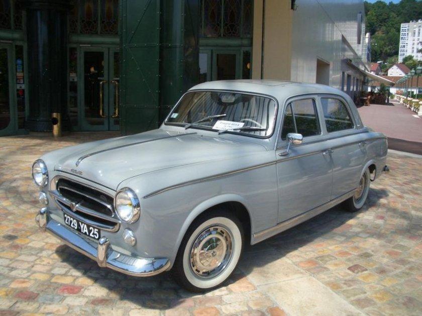 1955 - Peugeot 403