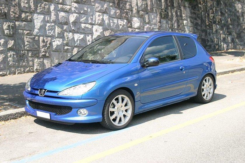1999 - Peugeot 206