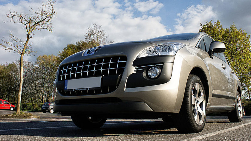 2009 - Peugeot 3008