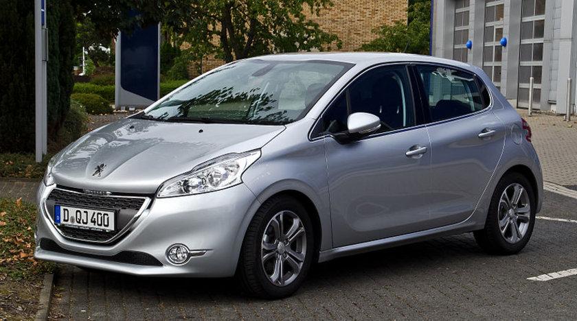 Peugeot 208 eHDi FAP 115 Stop&Start Allure