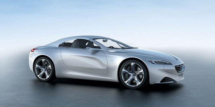 2010 - Peugeot SR1