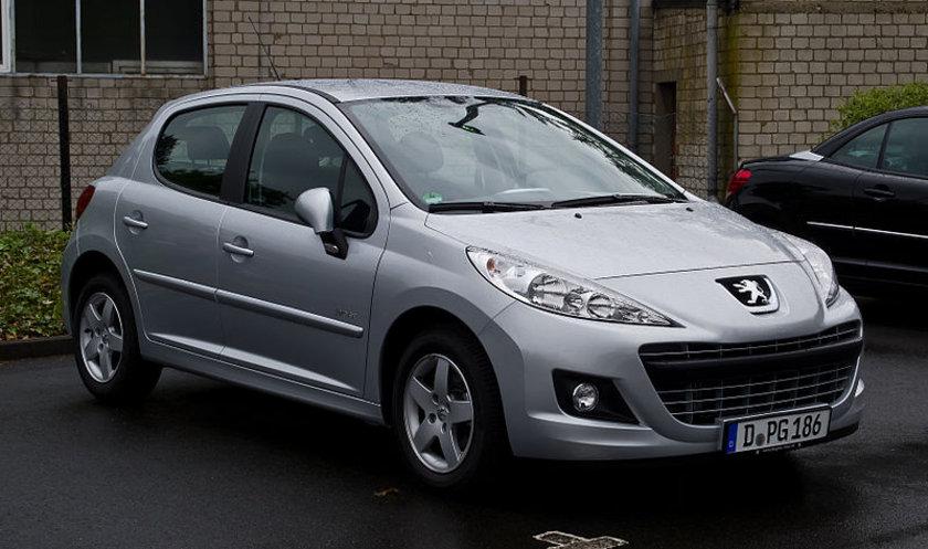 Peugeot 207 75 Forever