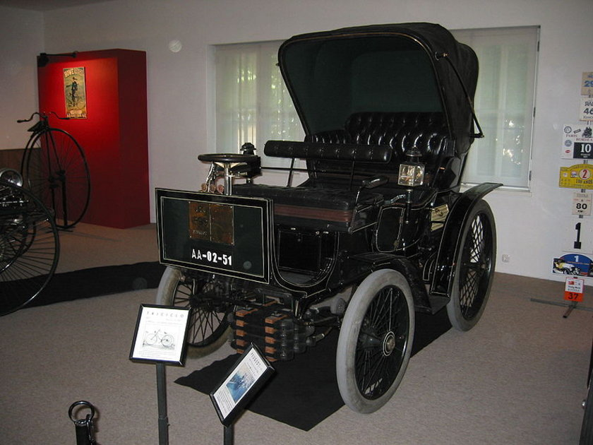 1899 - Peugeot Typ 19