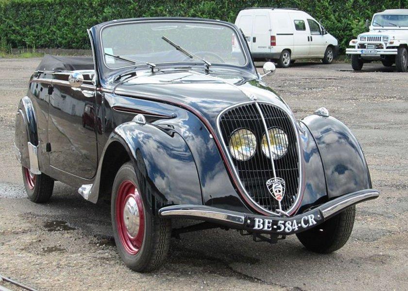 1934 - Peugeot 601 C Eclipse