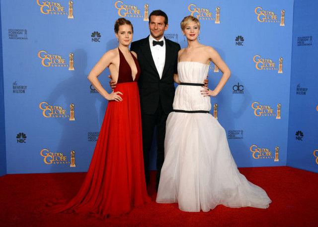Oscar'ın habercisi sayılan 71'inci Altın Küre ödülleri, Beverly Hills'de düzenlenen görkemli törenle sahiplerini buldu.