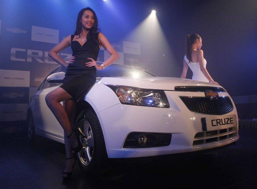 Chevrolet Cruze İlk üretim tarihi: 2008 Yaş: 6\n