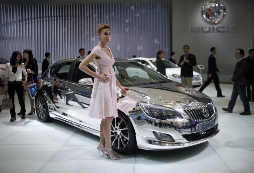 Buick Excelle İlk üretim tarihi: 2009 Yaş: 5\n
