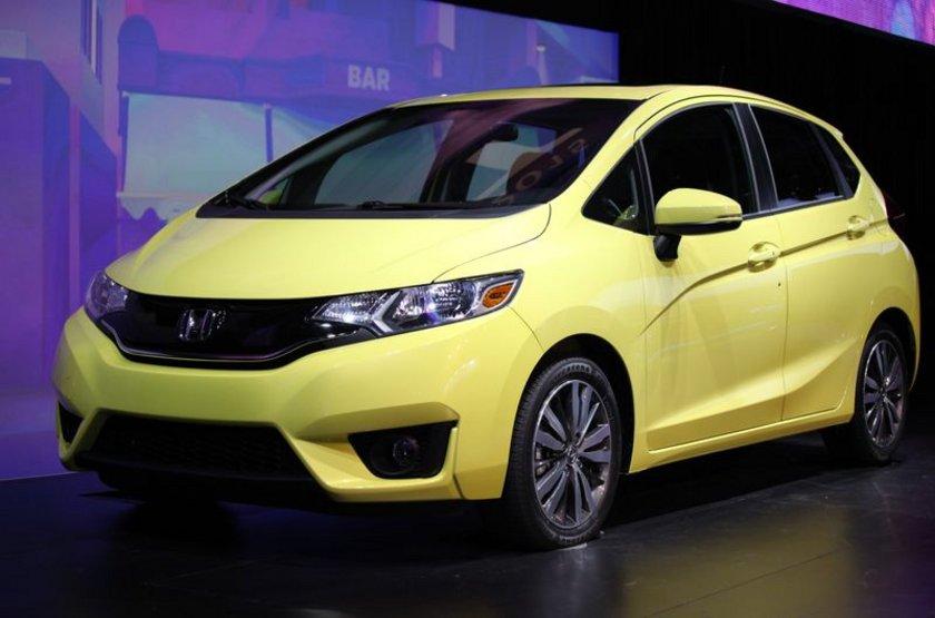 Honda Fit İlk üretim tarihi: 2001 Yaş: 13\n
