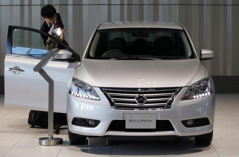 Nissan Sylphy İlk üretim tarihi: 2000 Yaş: 14\n