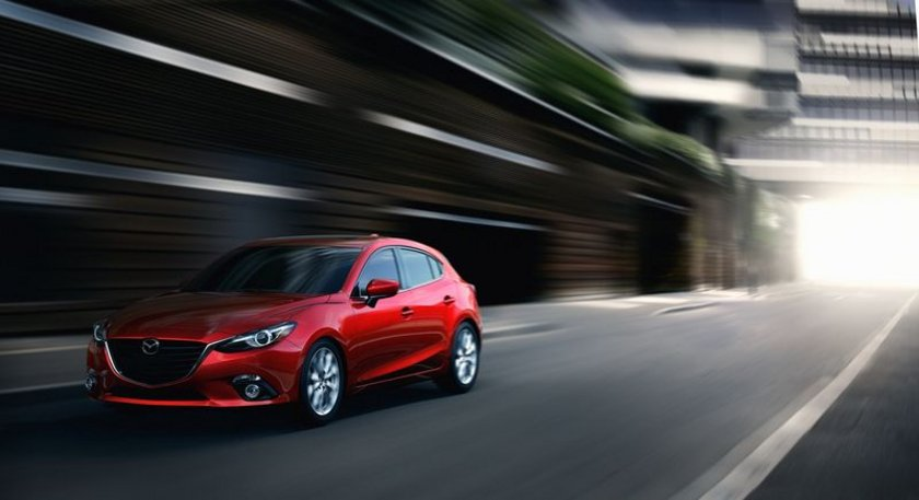 Mazda3 İlk üretim tarihi: 2003 Yaş: 11\n