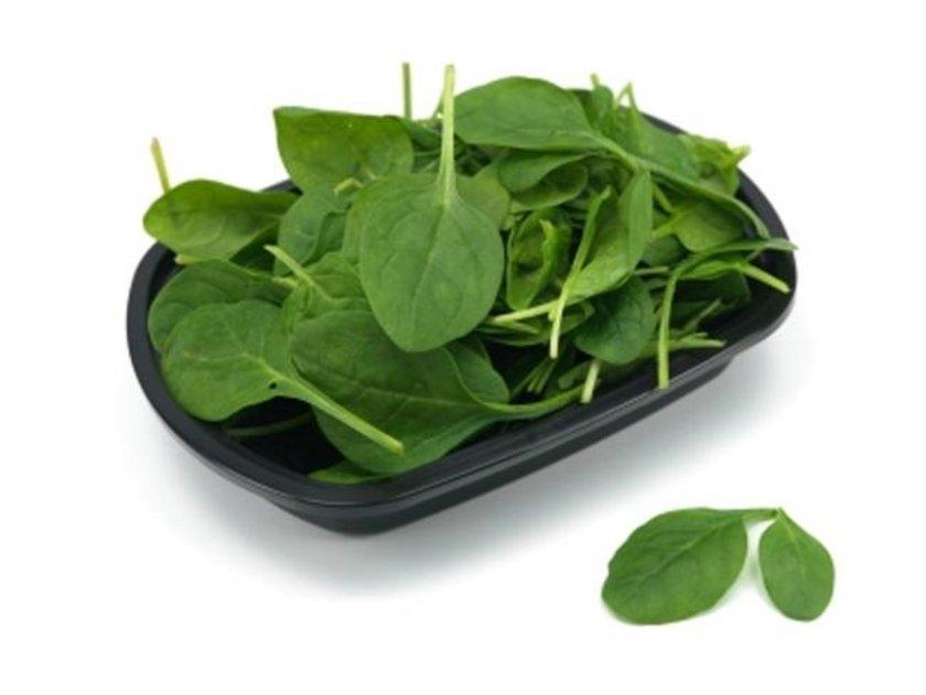 Ispanak\n<br>Ispanağı buharda pişirin ya da haşlayarak tüketin. Taze yapraklarını salata olarak yiyin.