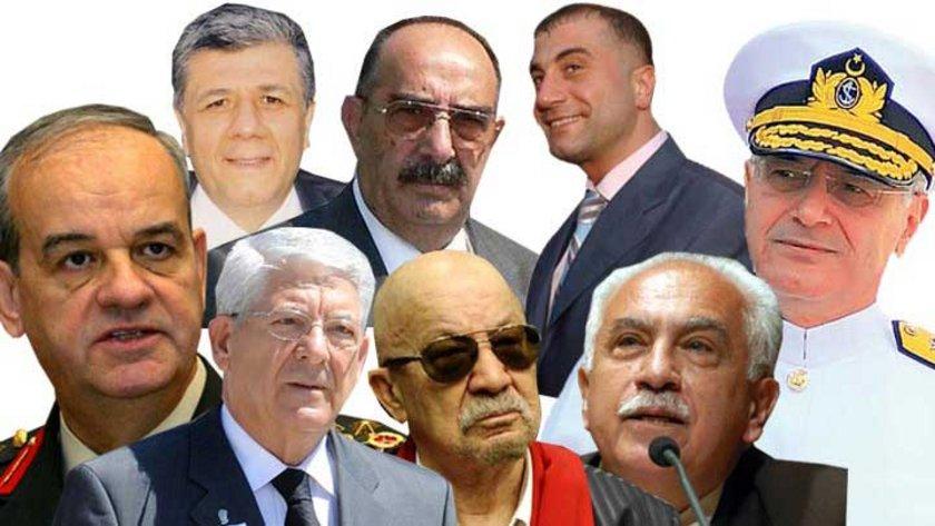 Ergenekon davası: İstanbul 13. Ağır Ceza Mahkemesi (Özel Yetkili İstanbul 13. Ağır Ceza Mahkemesi'nce 5 Ağustos 2013'te karara bağlandı. Gerekçeli kararı yeni davanın verileceği yeni Ağır Ceza Mahkemesi 15 gün içinde yazacak.)